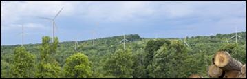 Wind  Farm Photo Simulation