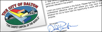 Letter of Commendation